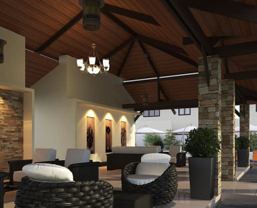 Northwoods Residences - Clubhouse