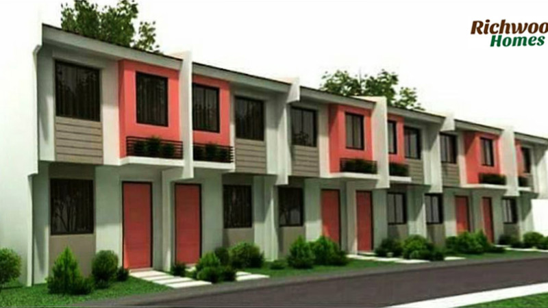Richwood Homes - Townhouse End-Unit - Featured Image