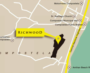 Richwood Homes - Townhouse End-Unit -  Vicinity Map